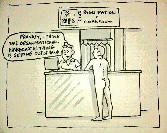 Organisational Nakedness